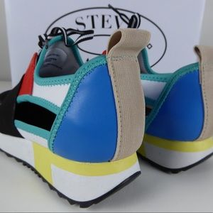 c2662b9f596 Steve Madden Shoes - Steve Madden Arctic Bright Cut Out Sneakers NIB